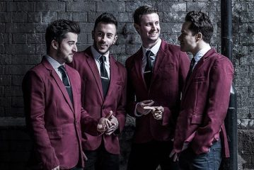 Christmas Party Night – The Jersey Boys Tribute