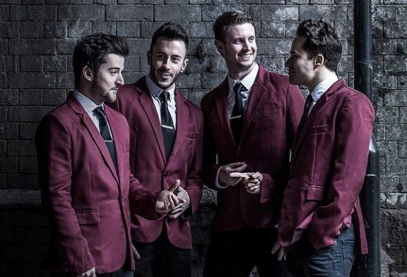 Christmas Party Night – Jersey Boys Tribute